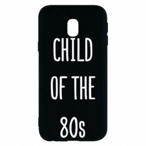 Etui na Samsung J3 2017 Child of the 80s