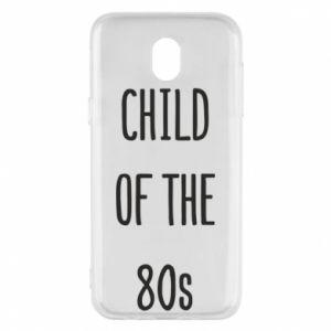 Etui na Samsung J5 2017 Child of the 80s