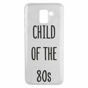Etui na Samsung J6 Child of the 80s