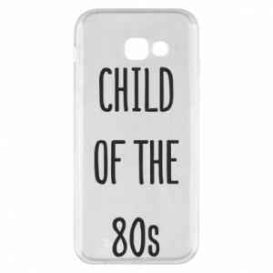 Etui na Samsung A5 2017 Child of the 80s