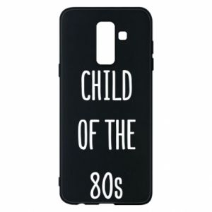 Etui na Samsung A6+ 2018 Child of the 80s