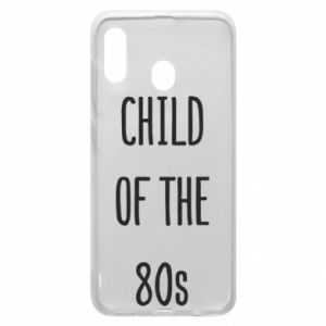 Etui na Samsung A30 Child of the 80s