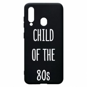 Etui na Samsung A60 Child of the 80s
