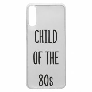 Etui na Samsung A70 Child of the 80s