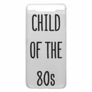 Etui na Samsung A80 Child of the 80s