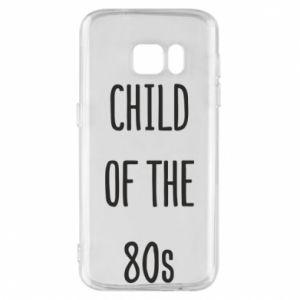 Etui na Samsung S7 Child of the 80s