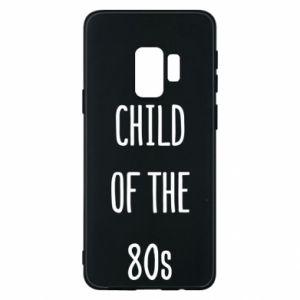 Etui na Samsung S9 Child of the 80s