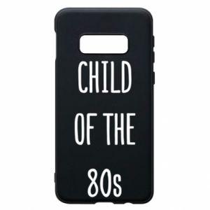 Etui na Samsung S10e Child of the 80s