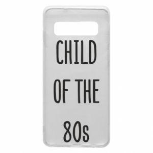 Etui na Samsung S10 Child of the 80s