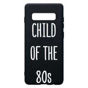 Etui na Samsung S10+ Child of the 80s