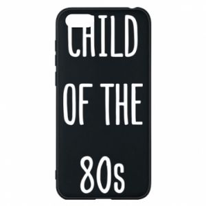 Etui na Huawei Y5 2018 Child of the 80s