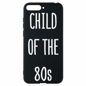 Etui na Huawei Y6 2018 Child of the 80s