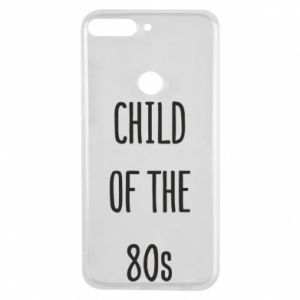 Etui na Huawei Y7 Prime 2018 Child of the 80s