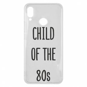 Etui na Huawei P Smart Plus Child of the 80s