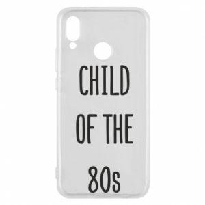 Etui na Huawei P20 Lite Child of the 80s
