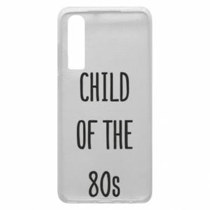 Etui na Huawei P30 Child of the 80s