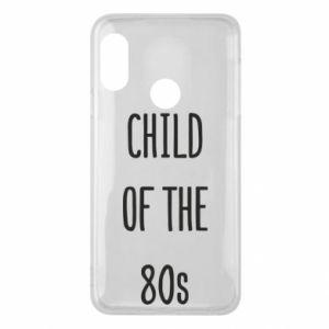 Etui na Mi A2 Lite Child of the 80s