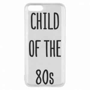 Etui na Xiaomi Mi6 Child of the 80s