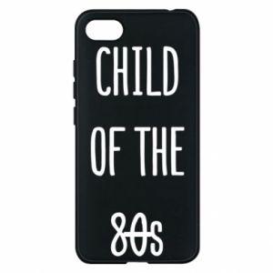 Etui na Xiaomi Redmi 6A Child of the 80s