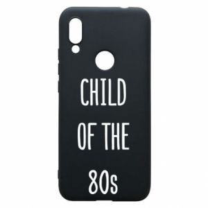 Etui na Xiaomi Redmi 7 Child of the 80s