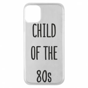 Etui na iPhone 11 Pro Child of the 80s