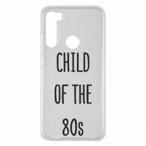 Etui na Xiaomi Redmi Note 8 Child of the 80s