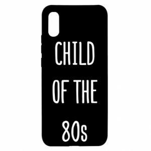 Etui na Xiaomi Redmi 9a Child of the 80s