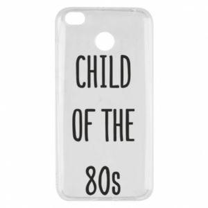 Etui na Xiaomi Redmi 4X Child of the 80s