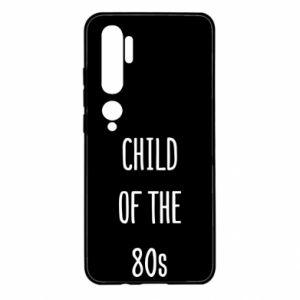 Etui na Xiaomi Mi Note 10 Child of the 80s