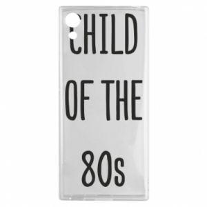 Etui na Sony Xperia XA1 Child of the 80s