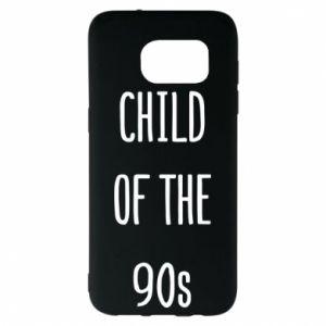 Etui na Samsung S7 EDGE Child of the 90s