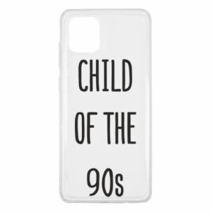 Etui na Samsung Note 10 Lite Child of the 90s
