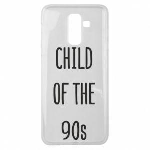 Etui na Samsung J8 2018 Child of the 90s