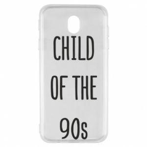 Etui na Samsung J7 2017 Child of the 90s