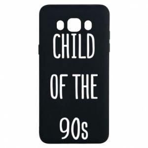 Etui na Samsung J7 2016 Child of the 90s