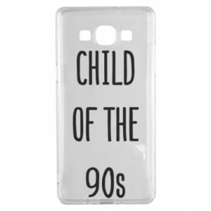 Etui na Samsung A5 2015 Child of the 90s