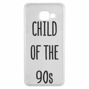 Etui na Samsung A3 2016 Child of the 90s