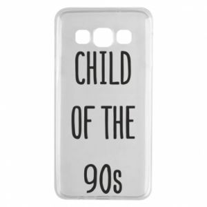 Etui na Samsung A3 2015 Child of the 90s