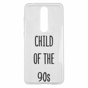 Etui na Nokia 5.1 Plus Child of the 90s