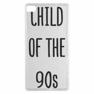 Etui na Huawei P8 Child of the 90s