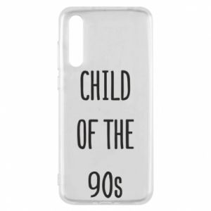 Etui na Huawei P20 Pro Child of the 90s