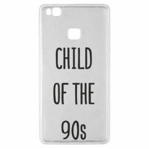 Etui na Huawei P9 Lite Child of the 90s