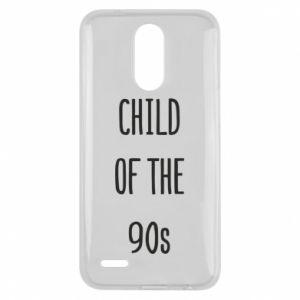 Etui na Lg K10 2017 Child of the 90s