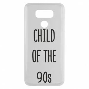 Etui na LG G6 Child of the 90s
