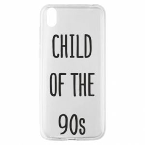 Etui na Huawei Y5 2019 Child of the 90s
