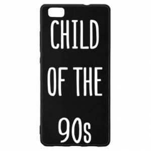 Etui na Huawei P 8 Lite Child of the 90s