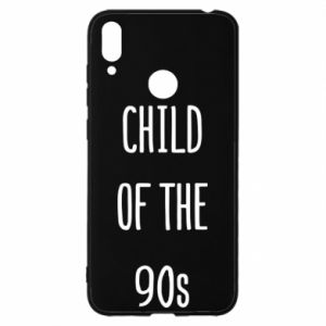 Etui na Huawei Y7 2019 Child of the 90s
