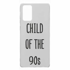 Etui na Samsung Note 20 Child of the 90s