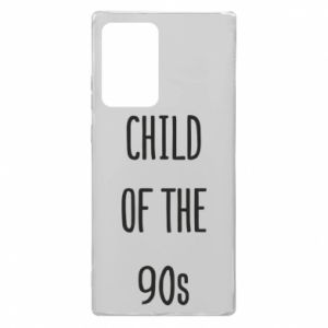 Etui na Samsung Note 20 Ultra Child of the 90s