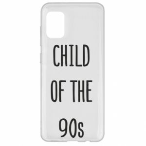 Etui na Samsung A31 Child of the 90s